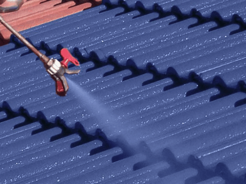 A Professional Roof Painting 2