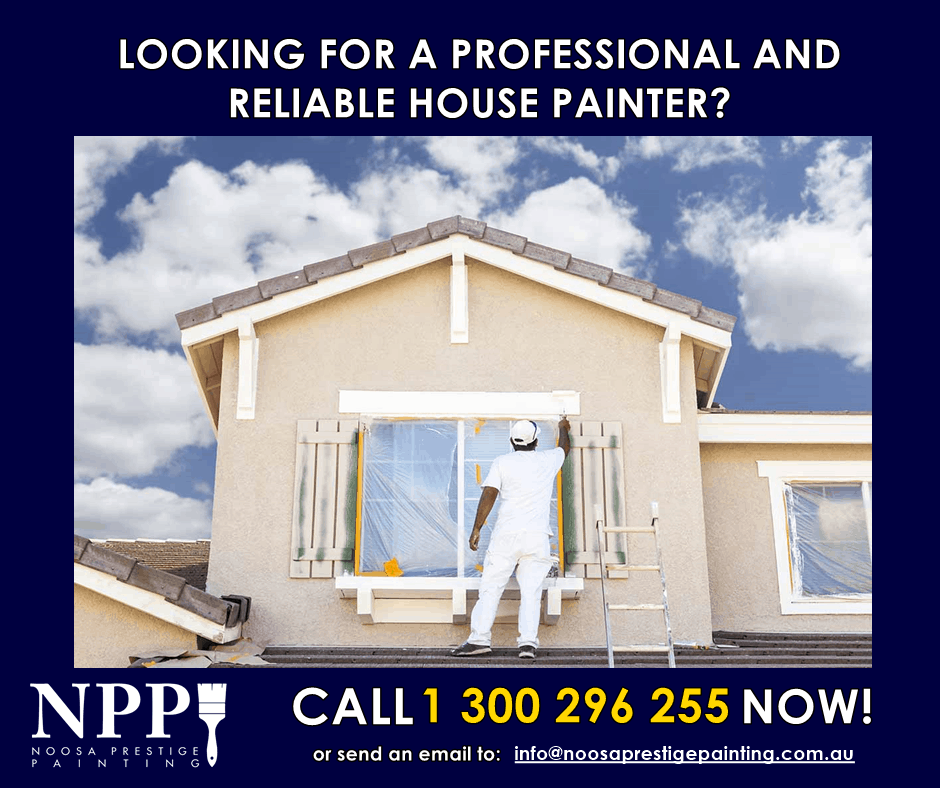Looking For A Professional And Reliable House Painter?